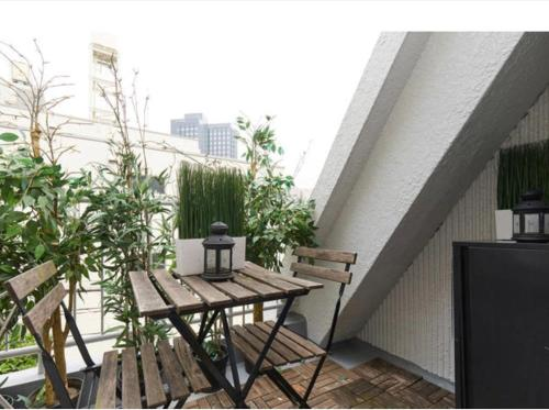 Nice and Cozy Vacational Studio Apartment in Convenient Central Roppongi Area! R0 #008 image