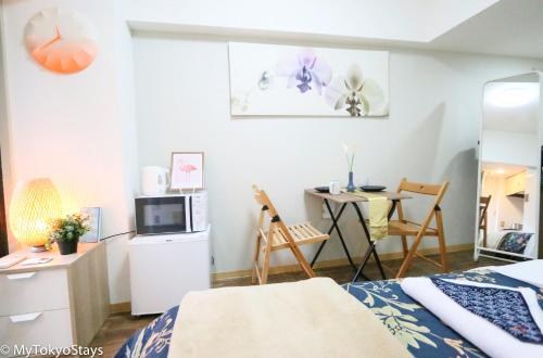 Nice and Cozy Vacation Apartment in Central Tokyo, Akasaka station A2 #008 image