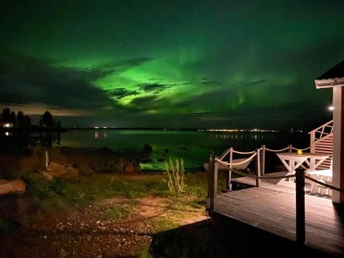 . Aurora River Cabin