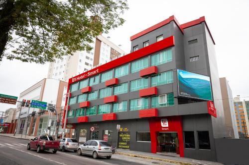 . Tri Hotel Smart Criciuma