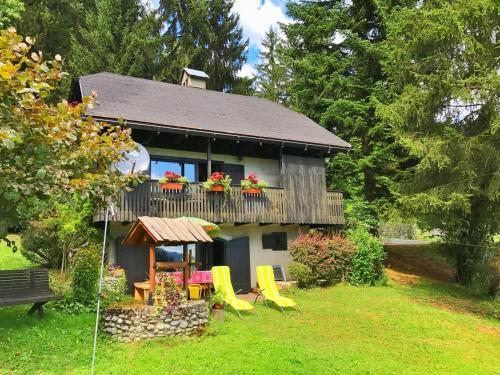 Peaceful Nature Cabin Jolly - Hotel - Mozirje