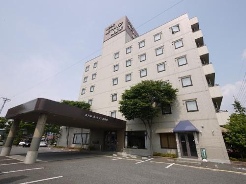 松本南法院路线酒店