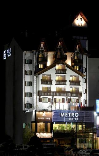 Cheonan Metro Tourist Hotel