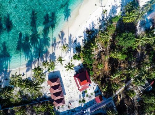 Anugrah Surf Lodge, Kepulauan Mentawai