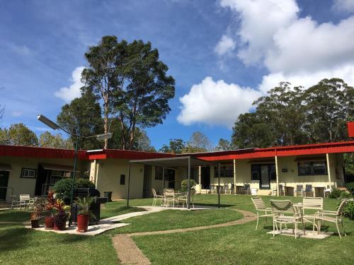 . Major Innes Motel