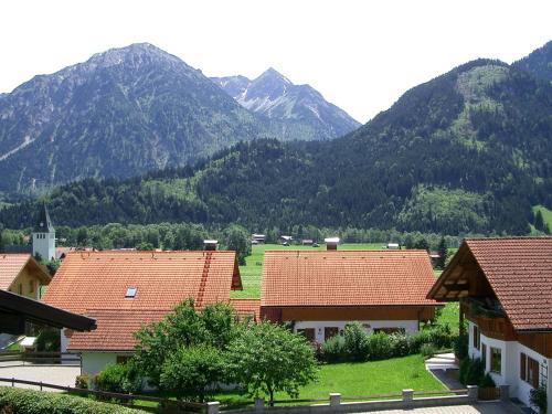 Am Sonnleiten Ferienwohnungen - Apartment - Oberjoch-Hindelang