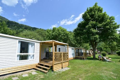 Draucamping Sachsenburg - Mobile Home, Pension in Sachsenburg