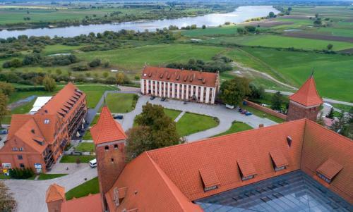 . Zamek Gniew - Pałac Marysieńki