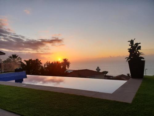 Villa vistas al Mar y Teide