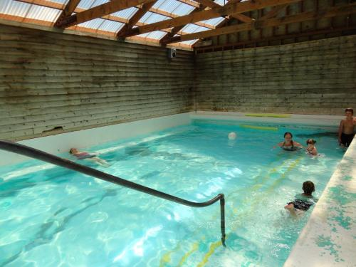 Accommodation in Lolo Hot Springs