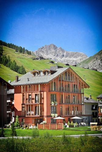 Hotel Roberta Alpine Livigno