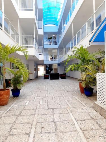 Caribbean Island Hotel
