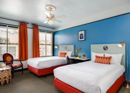 Hotel Carlton a Joie de Vivre Hotel - San Francisco, CA CA 94109