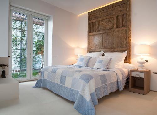 Suite exclusiva con chimenea privada Boutique Hotel Spa Calma Blanca 5