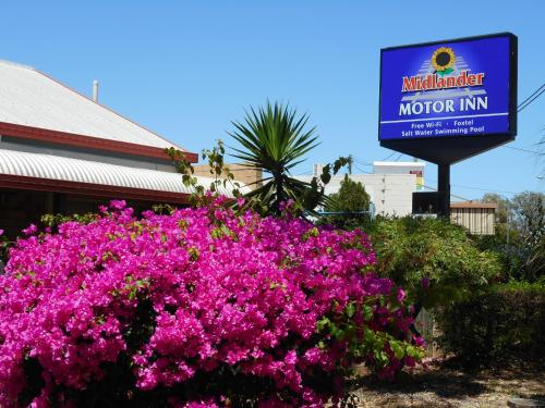 Фото отеля Midlander Motor Inn