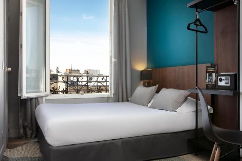 Montparnasse Alésia - Hôtel - Paris