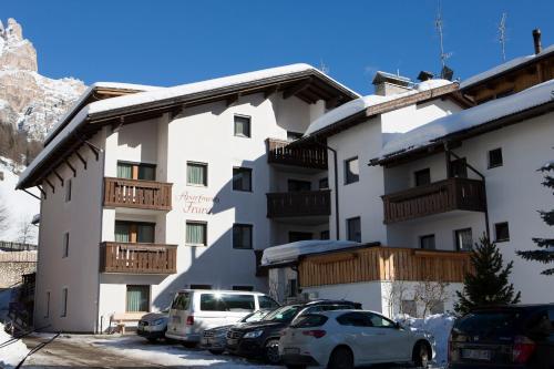 Frara Residence Apartments Alta Badia-San Cassiano/Sankt Kassian