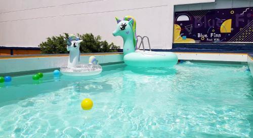 Blue Finn Pool Villa Blue Finn Pool Villa