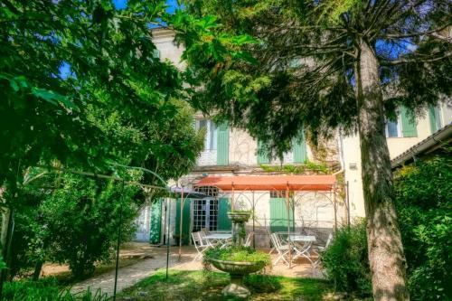 Au Saint Roch - Hôtel et Jardin - Hôtel - Avignon