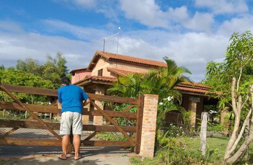 Casa linda no paraiso