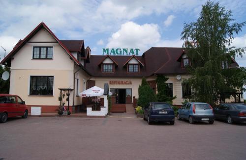 . Magnat Hotel Restauracja