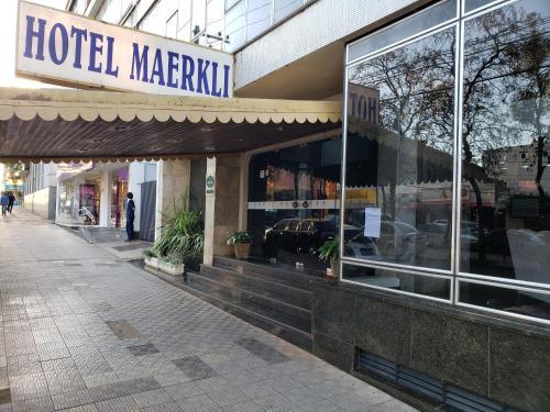 . Hotel Maerkli