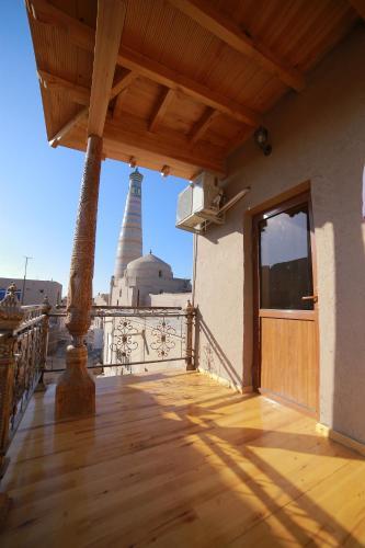 . Khiva Siyovush Hotel