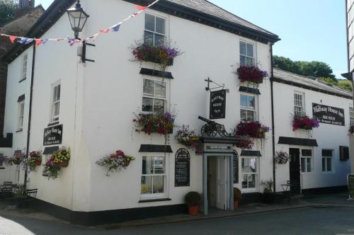 Halfway House Inn, Cawsand, Cornwall