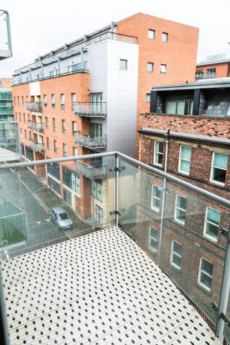 Апартаменты Serviced Apartment In Liverpool City Centre ...