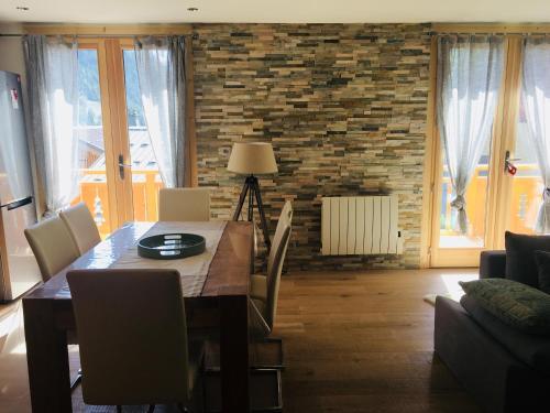 Chalet l'Eterlou - Apartment - Champagny en Vanoise