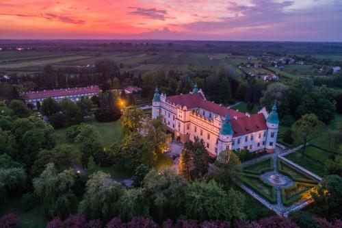 Kasteel-overnachting met je hond in Zamek w Baranowie Sandomierskim - Baranów Sandomierski