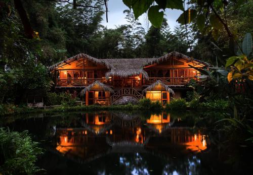 . Mindo Lago Hotel Destino