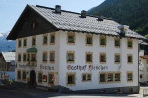 Gasthof Hirschen Kappl