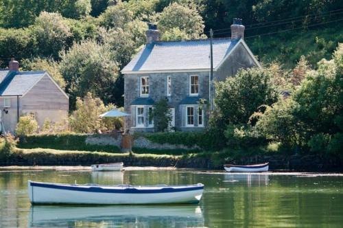 Coombe Villa, Truro, Cornwall