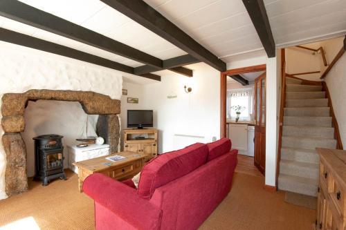 Gribbas Cottage, Penryn, Cornwall