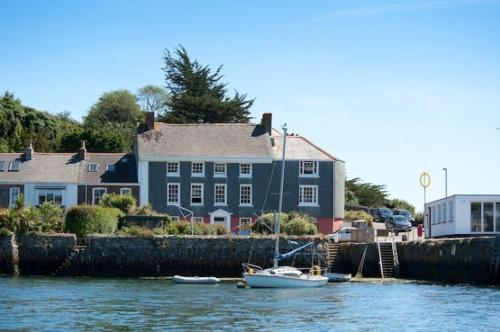 New Quay Lodge, Falmouth, Cornwall