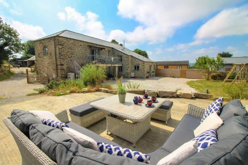 Lanxton Barn, Launceston, Cornwall