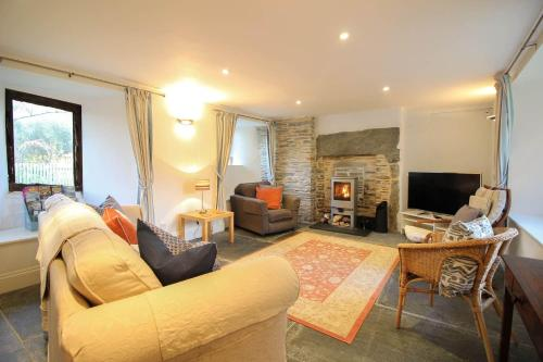 Fontevrault Cottage, Tintagel, Cornwall