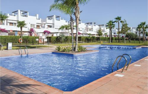 . Amazing apartment in Alhama de Murcia w/ Indoor swimming pool, WiFi and Outdoor swimming pool