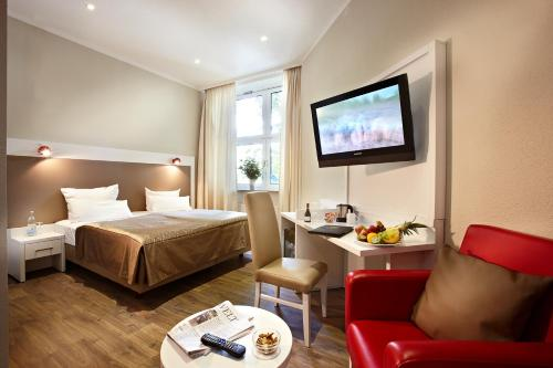 Hotel Domicil Hamburg by Golden Tulip impression