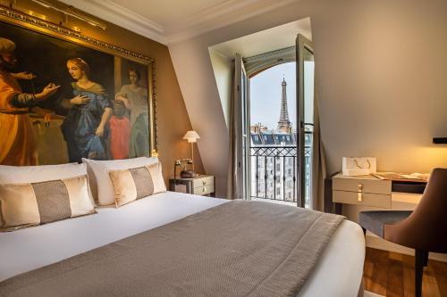 Hôtel Le Walt - Hôtel - Paris