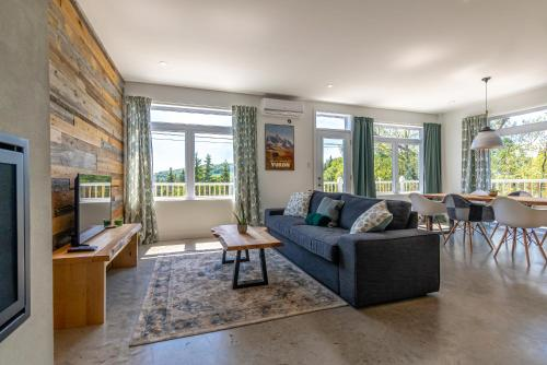 Hôtel-Appartements de la Gare - Accommodation - Val-David