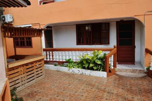 Micaval Residential 2, Água Grande