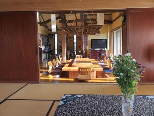 Accommodation in Shizuma