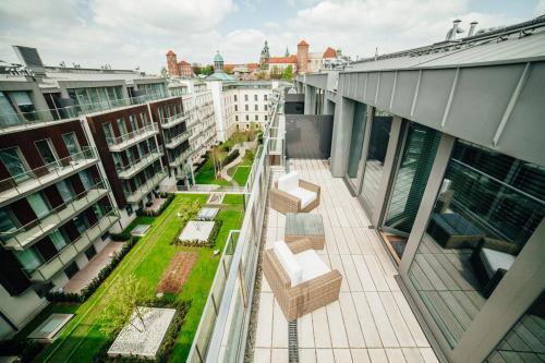 Avesa Luxury Apartments By Wawel Castle