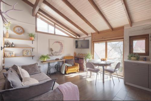 Handmade Mountain View guesthouse - Apartment - Krasnaya Polyana