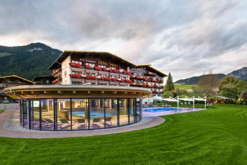 Ferienhotel Tyrol Söll am Wilden Kaiser Söll