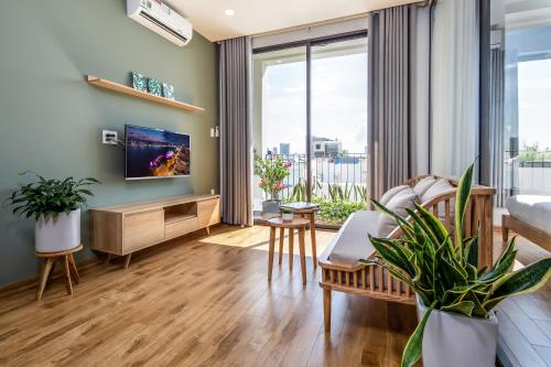 The Em Apartment in Danang City Center, Hải Châu