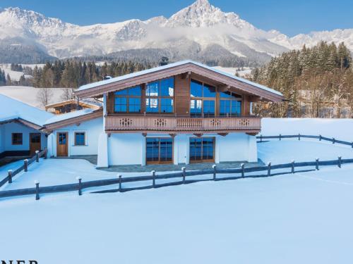 LuxusChalet Happy Home Tyrol - Ellmau