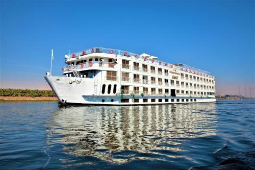 Hotel Steigenberger Legacy Nile Cruise - Every Monday 07 & 04 Nights from Luxor - Every Friday 03 Nights from Aswan